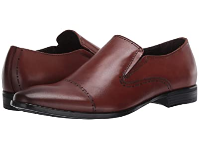 Kenneth Cole Reaction Eddy BRG Slip-On CT (Cognac) Men