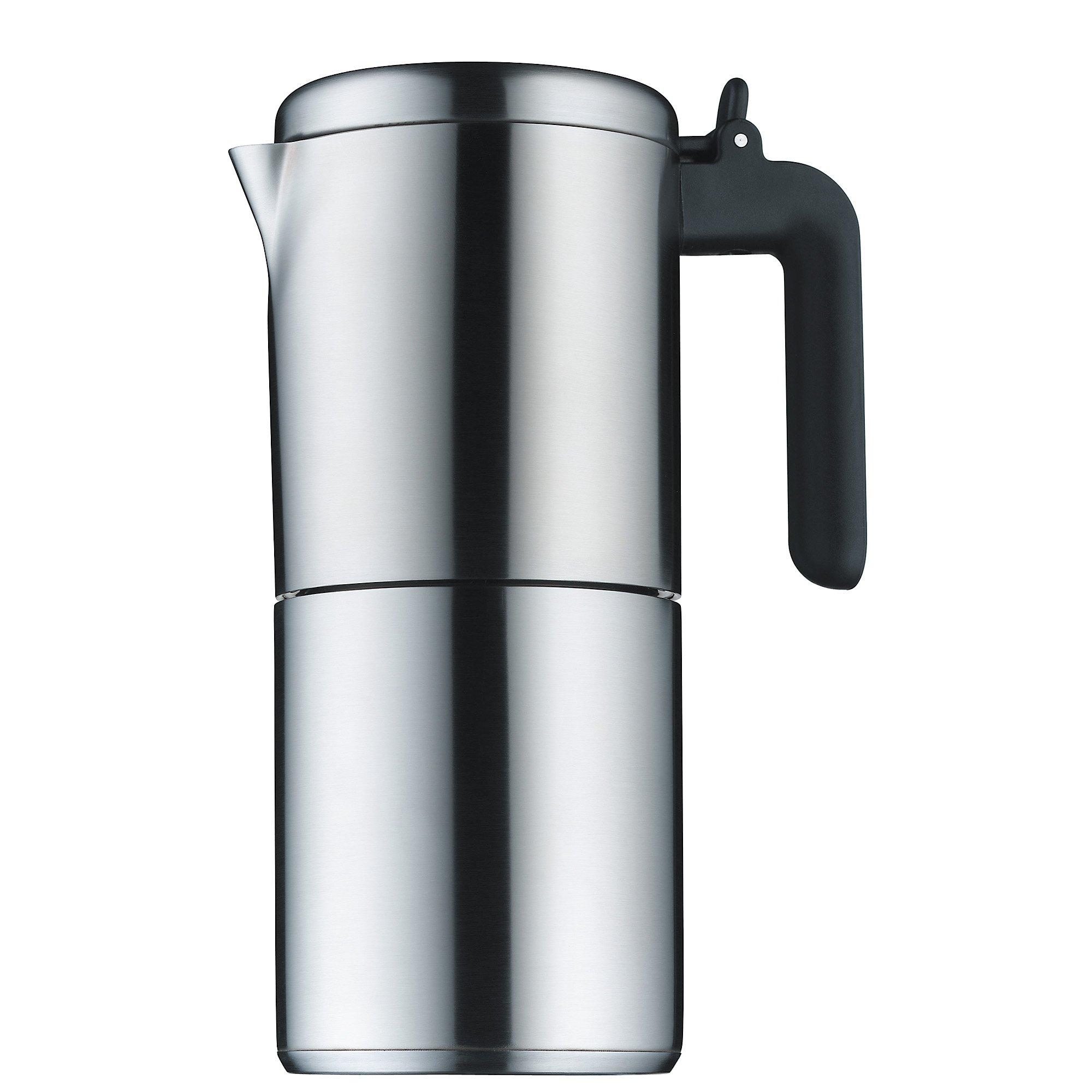 WMF Dolce Vita - Cafetera exprés, mate (6 tazas): Amazon.es: Hogar
