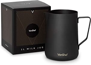 small black milk jug