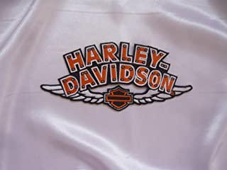 / /Parche para Planchar Harley Davidson 11/cm x 9/cm /águila Eagle Shield Moto Motocicleta Club