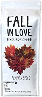 Fall In Love Pumpkin Spice Flavored Coffee, 12 Oz