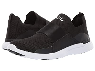 Athletic Propulsion Labs (APL) Techloom Bliss (Black/Black/White) Women