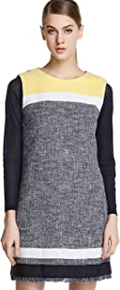 SIXTYNINE Womens Montage Woolen Dress