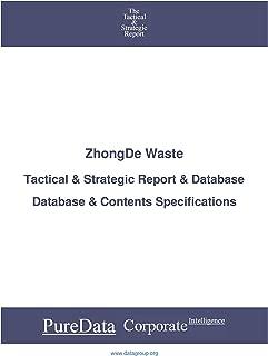 ZhongDe Waste: Tactical & Strategic Database Specifications - Frankfurt perspectives (Tactical & Strategic - Germany Book 9033)