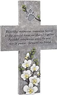 animal headstone