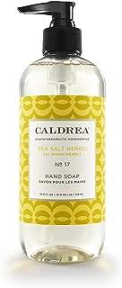 Caldrea Hand Soap, Sea Salt Neroli, 10.8 Ounce