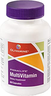 Olivamine Pinnaclife MultiVitamin for Total Balanced Nutrition 60 Capsules