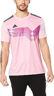 adidas 2019-2020 Leicester City Away Football Soccer T-Shirt Jersey (Pink)