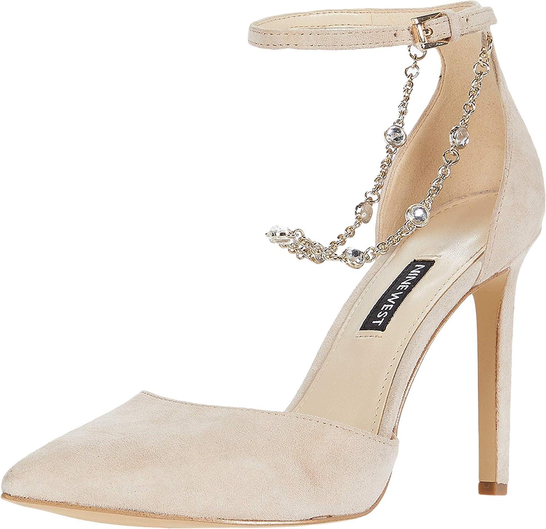 NINE WEST Wntalula Zapatos de tac/ón con Punta Cerrada Mujer