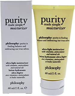 Philosophy Purity Made Simple Moisturizer By Philosophy for Unisex - 2 Oz, 2 Oz