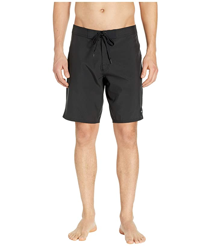 RVCA VA Trunk Solid (Black) Men