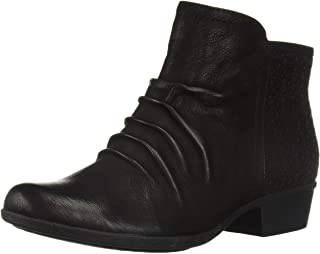 Rockport Carly Rouched Bootie womens Ankle Boot