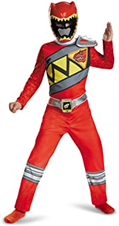 Disguise Red Ranger Dino Charge Classic Costume