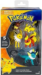 TOMY Pokemon Action Figure Multi-Pack D2 6 cm Figures