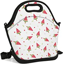 ArPKnight Watermelon-Popsicle-Clip-Art- Lunch Box Heat Durable Containers Bag Lunch Box