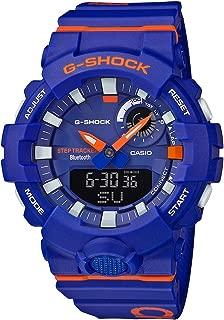 Casio Analog-Digital Blue Dial Men's Watch-GBA-800DG-2ADR (G923)