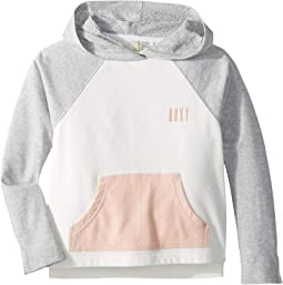 Fall Sun Hooded Top (Big Kids)