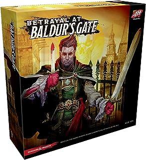 Avalon Hill C4310000 Betrayal at Baldur's Gate-engelska