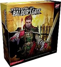 Avalon Hill HASC43100000 C43100000 Betrayal at Baldur's Gate Board Game