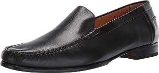 Mezlan Napoles - موكاش النمط الفينيسي للرجال - جلد نابا المرن - حذاء جلد العجل الأوروبي - مصنوع يدويًا في إسبانيا - عرض متوسط
