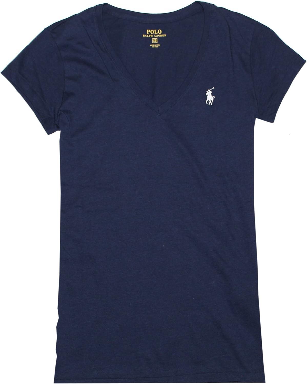 Polo RL Challenge the lowest price Seasonal Wrap Introduction Women's V-Neck Pony T-Shirt