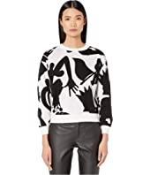 Boutique Moschino - Black/White Sweater
