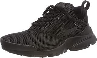 Nike Australia Boys Presto Fly (GS) Fashion Shoes, Black/Black-Black
