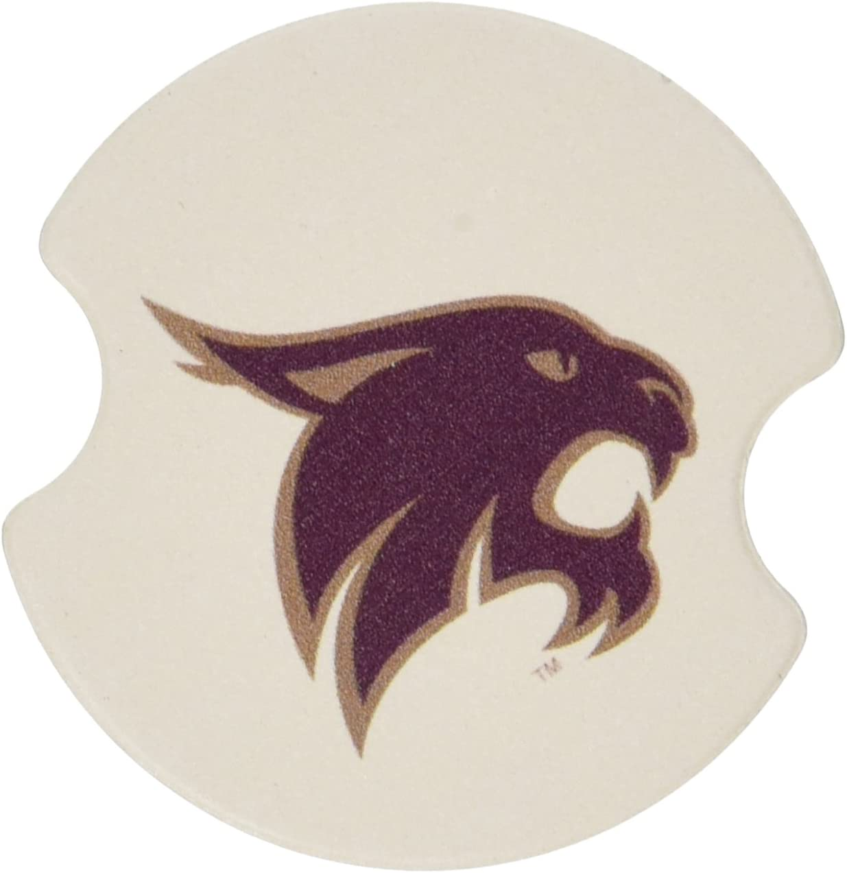 Thirstystone Texas State University San Max 52% OFF Co Marcos Holder Car Cup Super intense SALE