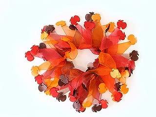 Midlee Thanksgiving Turkey Decorative Dog Collar