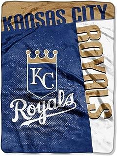 The Northwest Company MLB Kansas City Royals Blanket, Team Color, 60