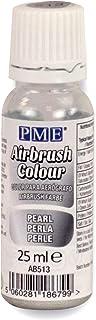 Aerografía Comestible Lustre Color Perla PME