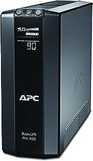APC BR900G-GR Back-UPS PRO - Sistema de alimentación ininterrumpida SAI 900VA (5 tomas