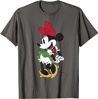 Disney Minnie Maus Dirndl Oktoberfest T-Shirt