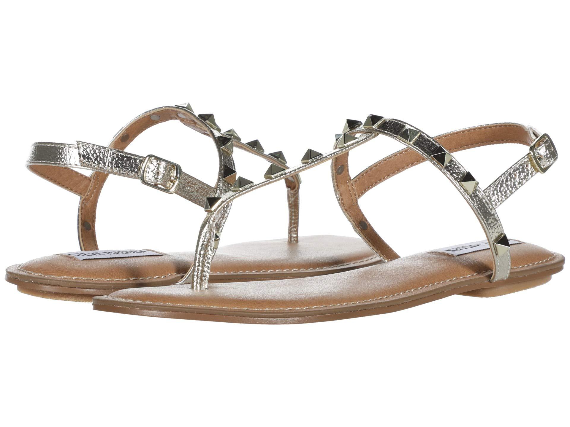 Steve Madden Steve Madden Generate Flat Sandal