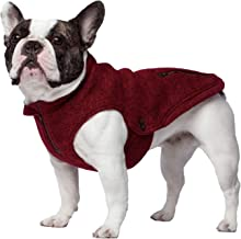 Canada Pooch Northern Knit Fleece-Lined Dog Sweater