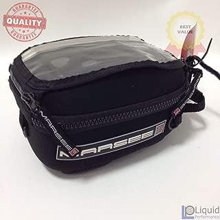 Marsee 1.5 Liter Bullet Bag w/Magnetic Mount, TOP QUALITY Tank bag, Universal Fit (MAR-1.5BM)