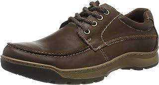 Hush Puppies Tucker, Zapatos de Cordones Derby Hombre, Talla Unica