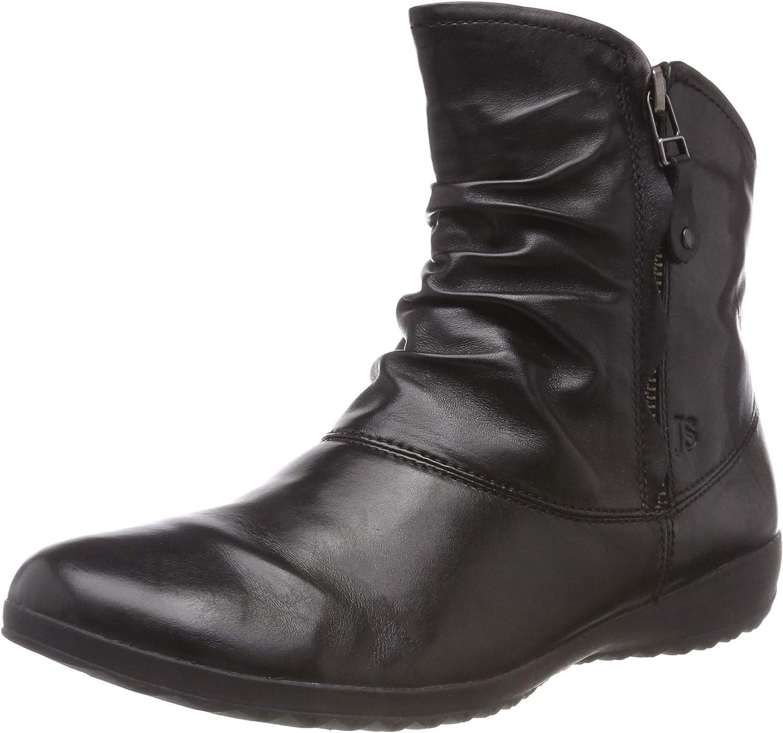 Josef Seibel Women's Naly 24 Side Zip Casual Ankle Boot