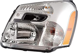 Headlight Replacement For Chevrolet Chevy Equinox Driver Left Side Lh 2005 2006 2007 2008 2009 Headlamp Assembly
