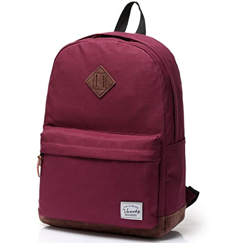 School Backpack for Teenagers, Unisex Classic Lightweight Water Resistant  Campus Backpack for Girls Travel Backpack 81fc2c7155