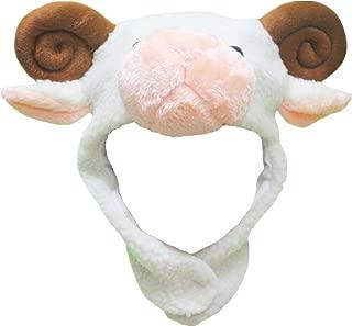 Petitebella Sheep Hat Unisex Fixed Size Costume