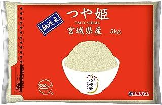 【精米】[Amazon限定ブランド] 580.com 宮城県産 無洗米 つや姫 5kg 平成30年産