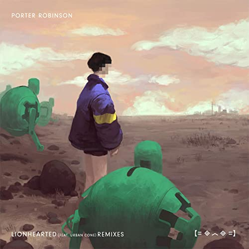 porter robinson lionhearted arty remix mp3