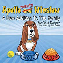 Apollo and Winslow: A New Addition to the Family