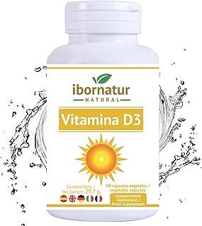Vitamina D3 para Huesos fuertes y sanos