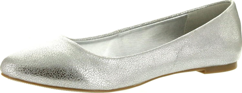 City Classified Women Sadler-S Flats-shoes