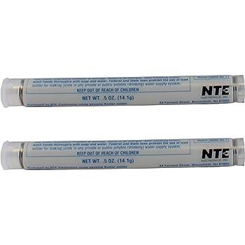 Kester Pocket Pack Solder 60/40 0.031 0.50 oz. Tube, 2 Pack