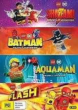 Lego DC Super Heroes 4-Film