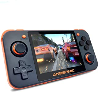Anbernic Consoles de Jeux Portables , RG350 Console de Jeux Retro OpenDingux Tony System , Free with 32G TF Card Built-in ...