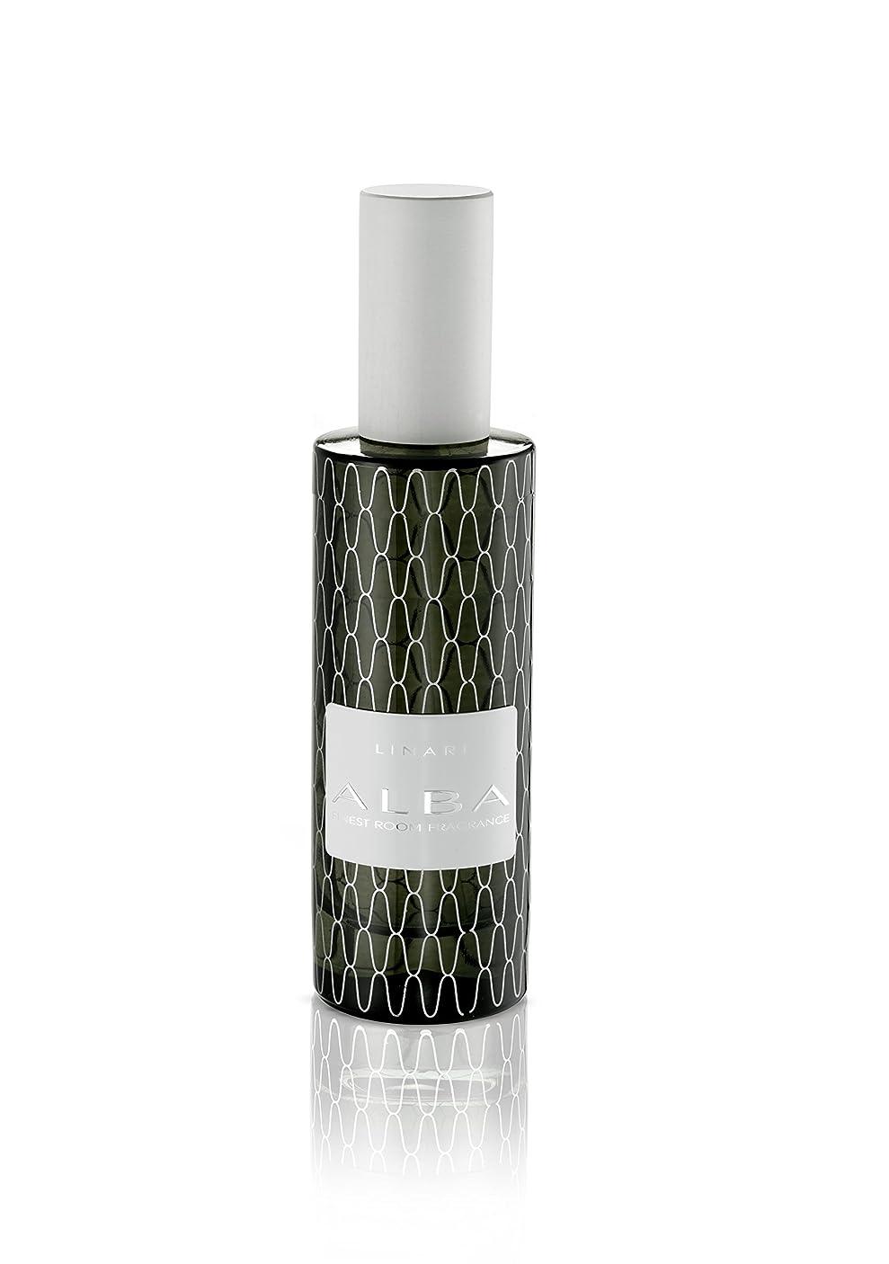 眠る全国標準LINARI リナーリ ルームスプレー Room Spray アルバ ALBA WAVE LINE